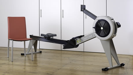 Model E Indoor Rower Durable Perfect For Fitness