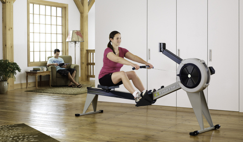 Concept 2 Model D >> Model E Indoor Rower - Durable - Perfect for Fitness Facilities