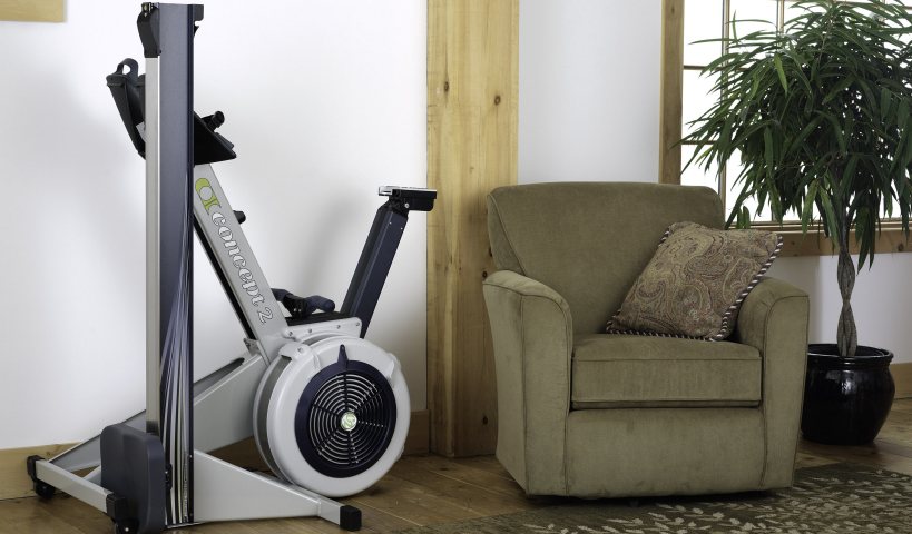 model e indoor rower durable perfect for fitness facilities
