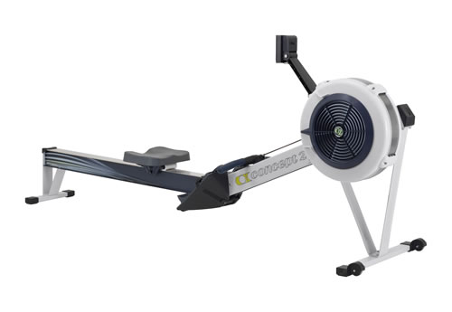 Indoor Rower Support And Service Concept2