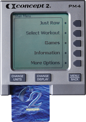 Pm4 Indoor Rower Performance Monitor Concept2 Accessories