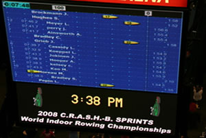 Venue Race Application for Indoor Rowers | Concept2