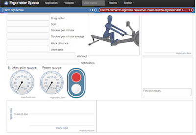 Apps that work with Concept2 indoor rower BikeErg and SkiErg