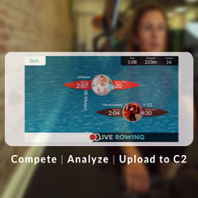 Track Your Workout Compatible Apps Concept2