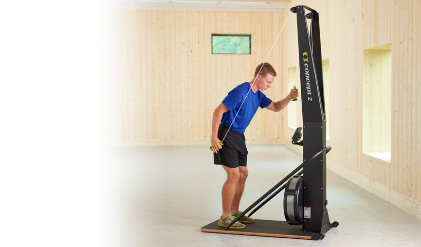 concept 2 ski machine