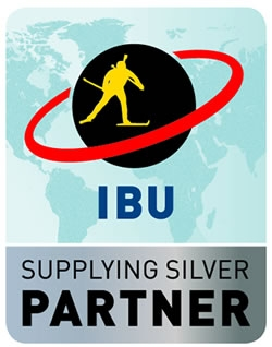 International Biathlon Union logo