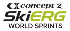 SkiErg World Sprints Logo