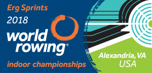 World Rowing Indoor Championships logo