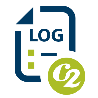 Logo for the Concept2 Online Logbook